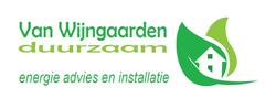 logo van wijngaarden duurzaam